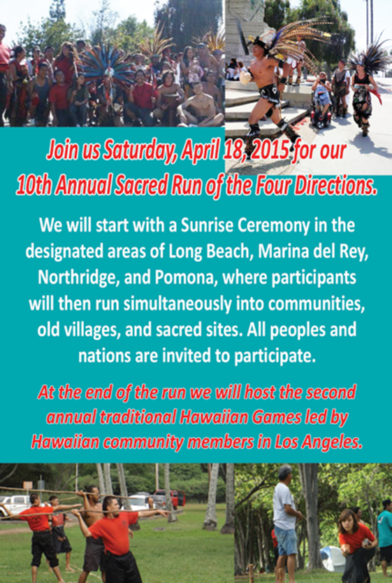 10th Annual Sacred Run